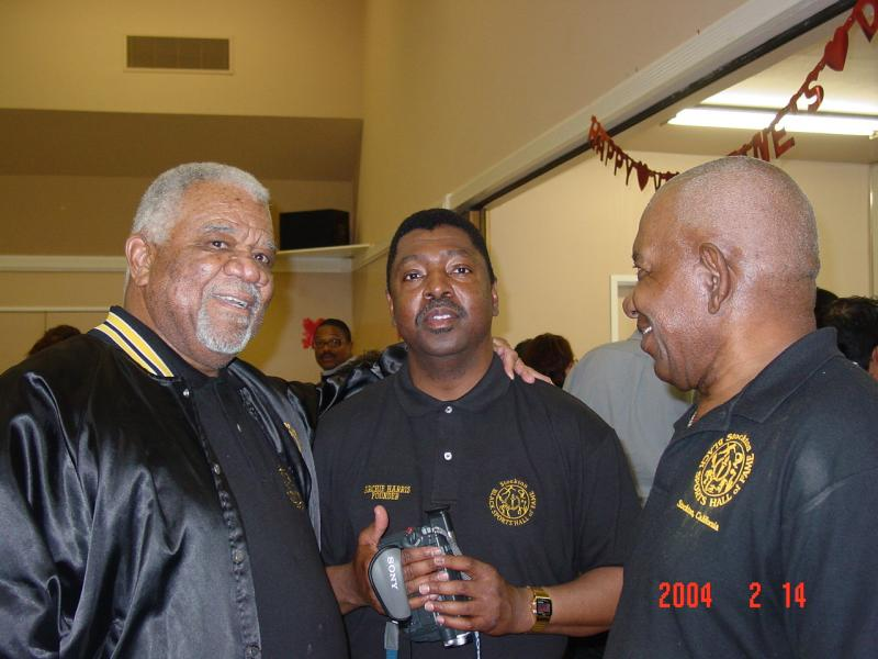 Charles Washington Archie Harris, Gene Campbell