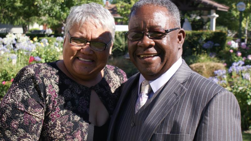 Elbert and Marci Holman